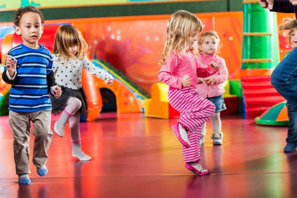 Locomotor Movement Skills For Toddlers & Kids – Lessons, Examples & Tips