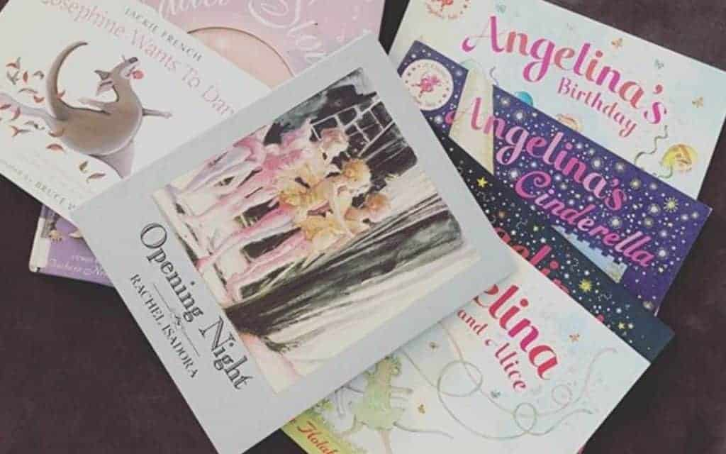 Children's Picture Books About Ballet and Dance Listed By Age